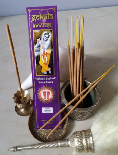 Royal Vrindavan Flower Incense Sticks - 20 grams